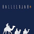 Hallelujah - Wise Men by The Eighty-Sixth Floor