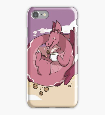 Milk & Cookies Dragon iPhone Case/Skin