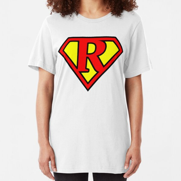 Super R Slim Fit T-Shirt