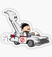 Who You Gonna Call? Sticker