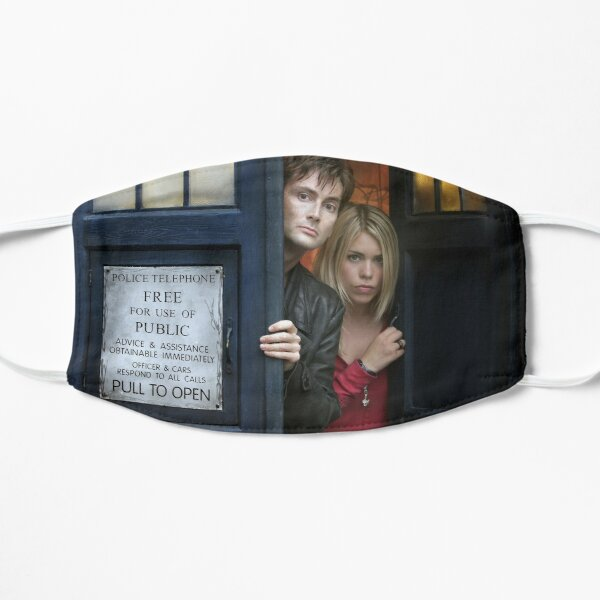 Doctor Who - Ten and Rose Mask