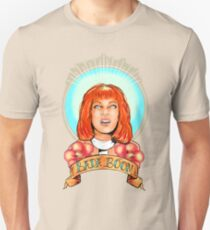 St. Leeloo of the Big Bada Boom Unisex T-Shirt