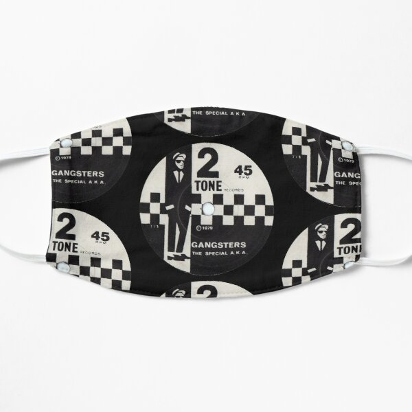 2TONE Gangsters record centre Mask