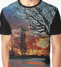 Warning Sky No. 1 Graphic T-Shirt