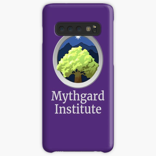 Mythgard Institute Logo Samsung Galaxy Snap Case