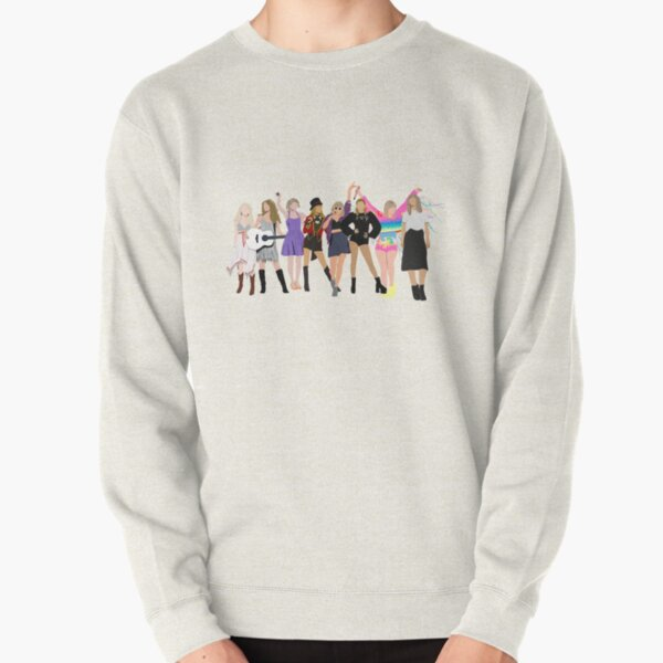 Taylor Eras Pullover Sweatshirt