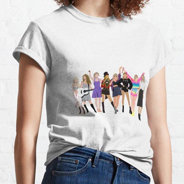 Taylor Swift Women S T Shirts Tops Redbubble