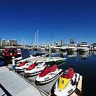 Southport Yacht Club. Queensland, Australia. by Ralph de Zilva