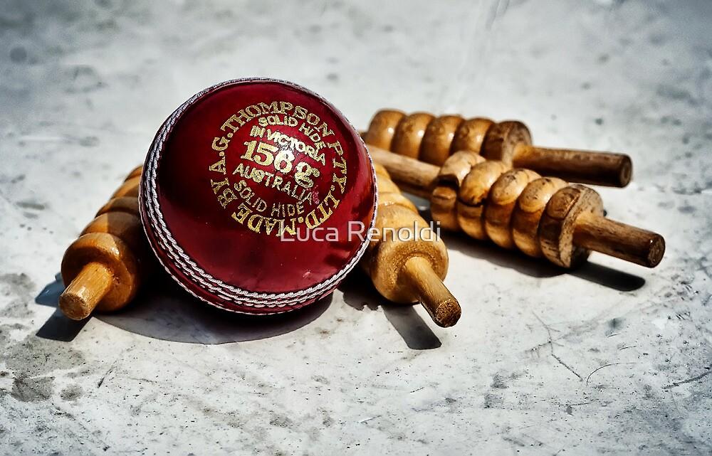Cricket by Luca Renoldi