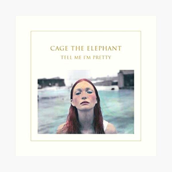 Cage The Elephant - Dime que soy bonita Lámina artística