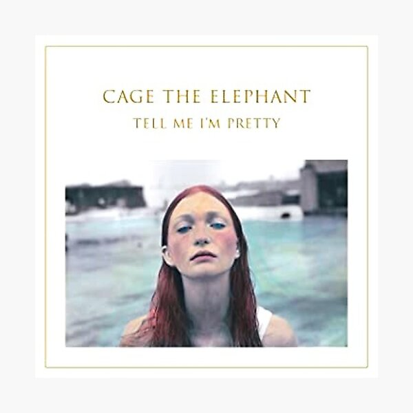 Cage The Elephant - Tell Me I'm Pretty Photographic Print