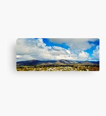 Tablelands View  Canvas Print