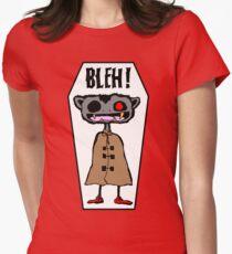 Vampire Bat Womens Fitted T-Shirt