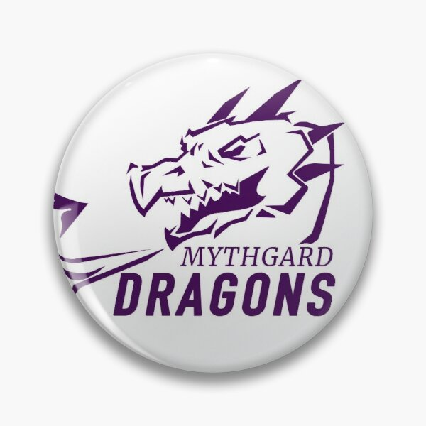 Mythgard Dragons Sport Pin