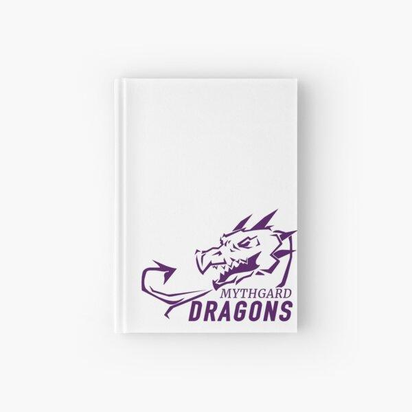 Mythgard Dragons Sport Hardcover Journal