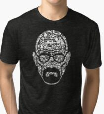 The Making of a Heisenberg Tri-blend T-Shirt