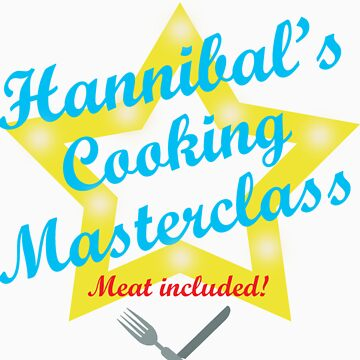 Hannibal's Cooking Masterclass by vitabureau
