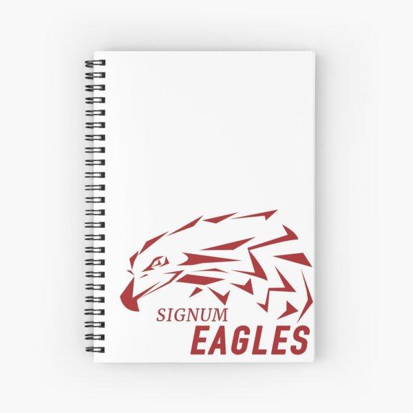 Signum Eagles Sport Spiral Notebook