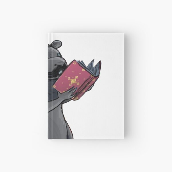 Eee I know huh? Reading is cool! Hardcover Journal