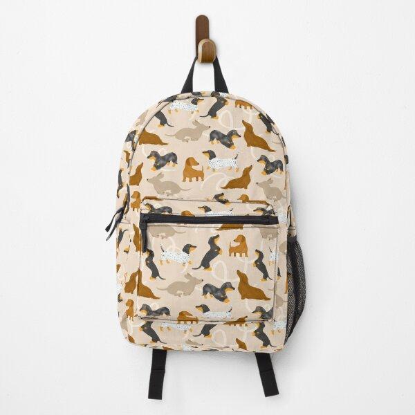 Dachshund Playground Backpack