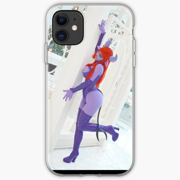 Xylene:  8x12 Zebo chan is mine iPhone Soft Case