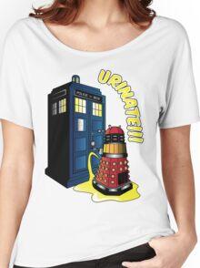 Disgraceful Dalek Women's Relaxed Fit T-Shirt