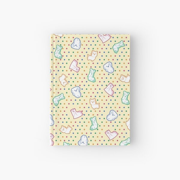 Happy Puppies Hardcover Journal