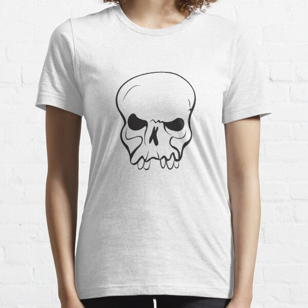 Skull Essential T-Shirt