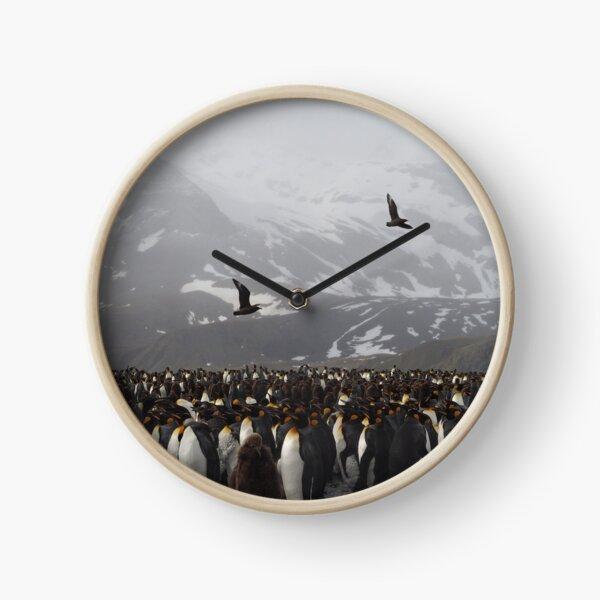 Colony Of Kings Clock