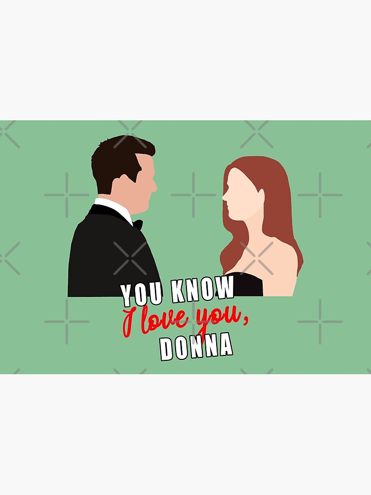you know I love you, donna by aluap106