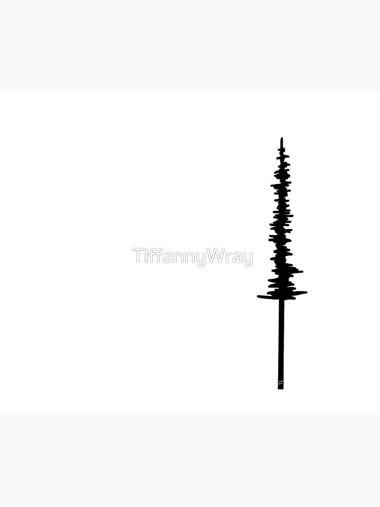Minimalist Tree by TiffannyWray