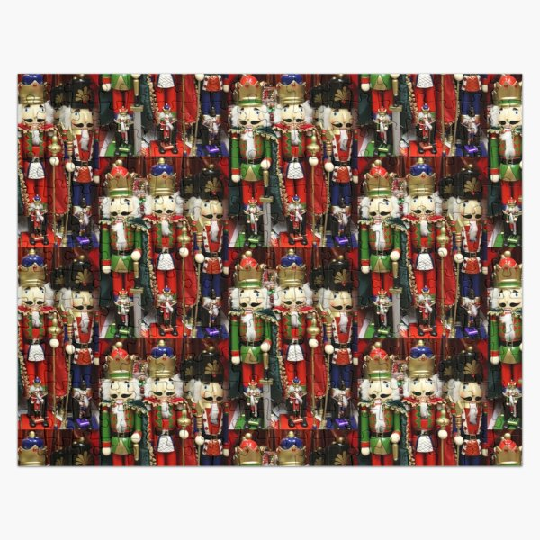 Nutcracker Soldiers Jigsaw Puzzle