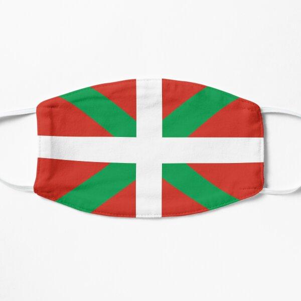 Drapeau Basque Masque sans plis