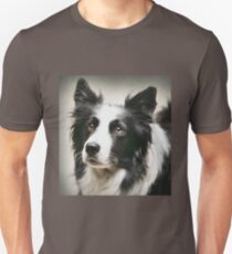 Working Border Collie Unisex T-Shirt