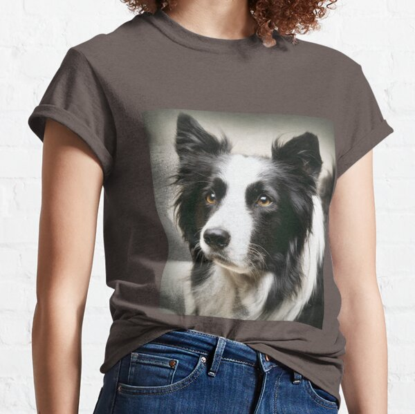 Working Border Collie Classic T-Shirt