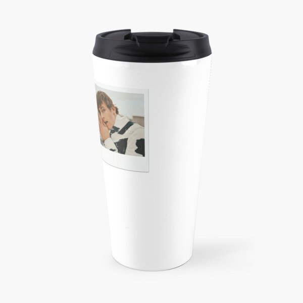 Ross Lynch Polaroid  Travel Mug