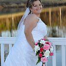 Erin, bridal portrait by Betty Maxey