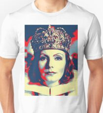 Greta Garbo in Queen Christina Unisex T-Shirt