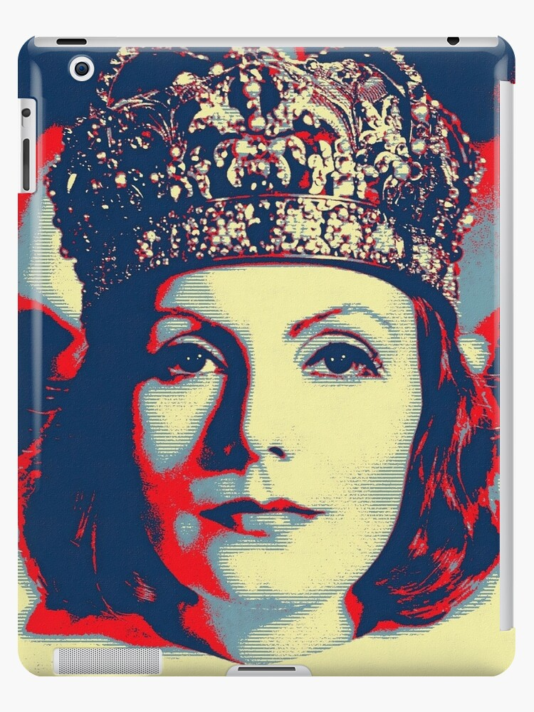 Greta Garbo in Queen Christina by Art Cinema Gallery