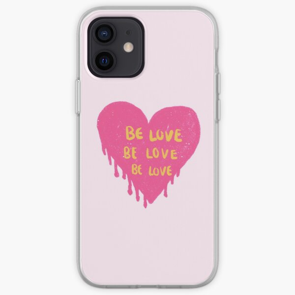 be love be love be love pinterest iPhone Soft Case