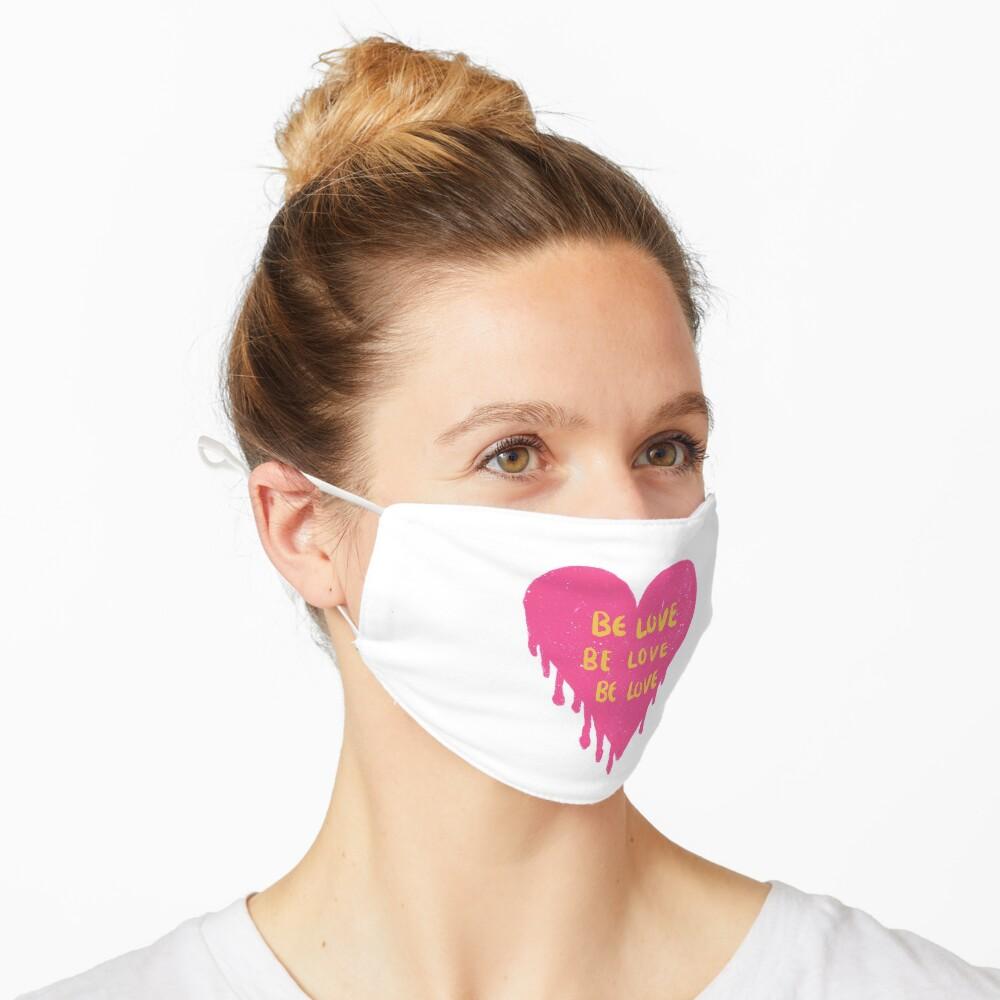 be love be love be love pinterest Mask