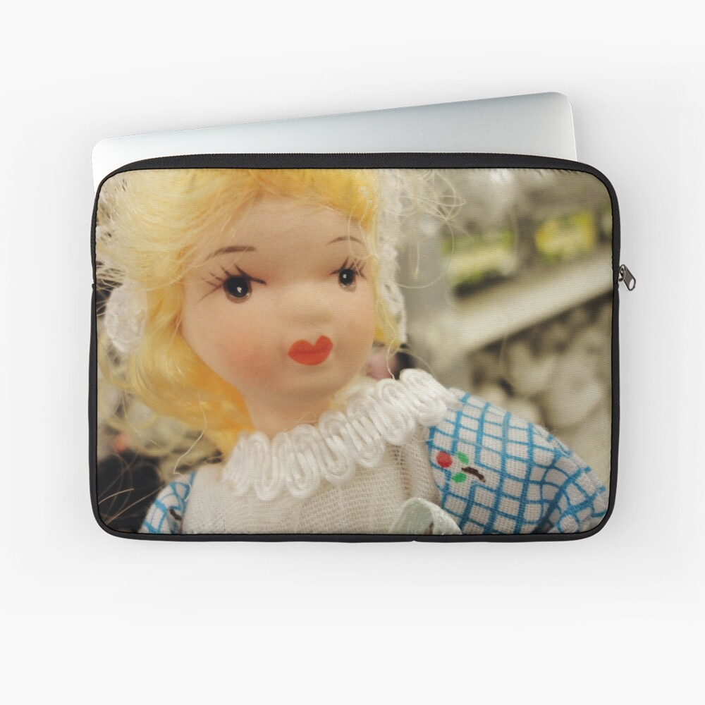 More Than a Pretty Face Laptop Sleeve