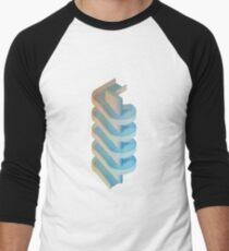 Circulation Baseballshirt mit 3/4-Arm