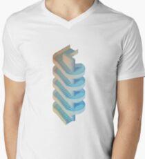 Circulation V-Neck T-Shirt