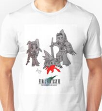 Sephiroth Kills Cloud - Sacrifice Of Cloud T-Shirt
