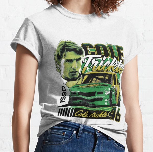 Days of Thunder Cole Trickle 46 City Chevrolet Classic T-Shirt
