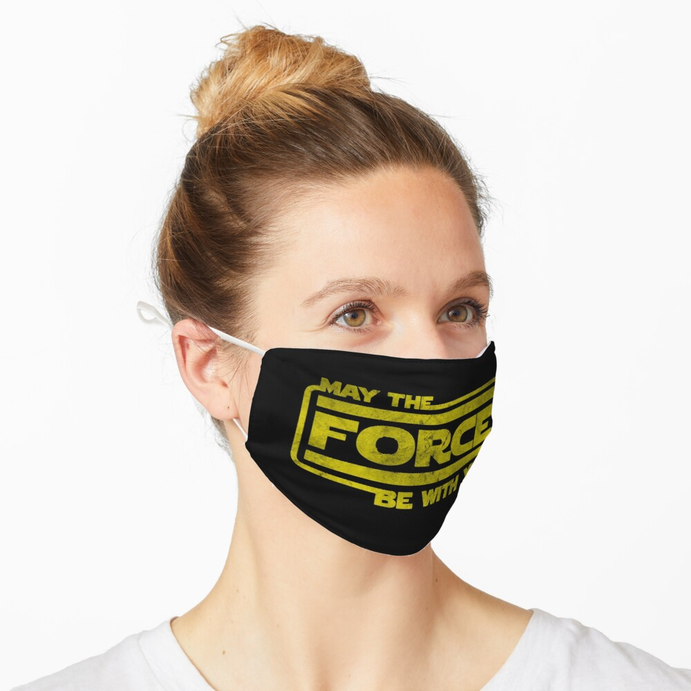 May The Force Be With You Mask
