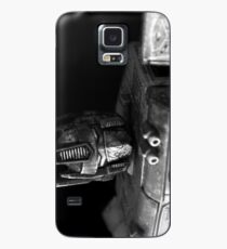 Tough Day In The Office - BW Case/Skin for Samsung Galaxy