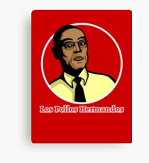 Gustavo Fring, Breaking bad Canvas Print