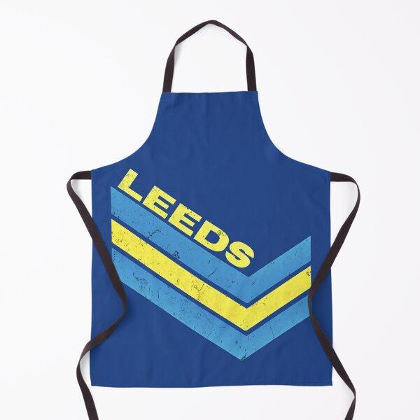 Leeds 80s Retro Apron